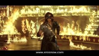 Krrish 2 Hrithik Roshan's super hero stunts scene
