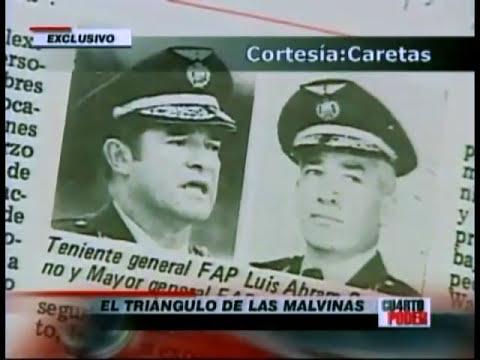 Operacion Exocet- operacion ultra secreta entre Peru y Argentina en la guerra de las malvinas