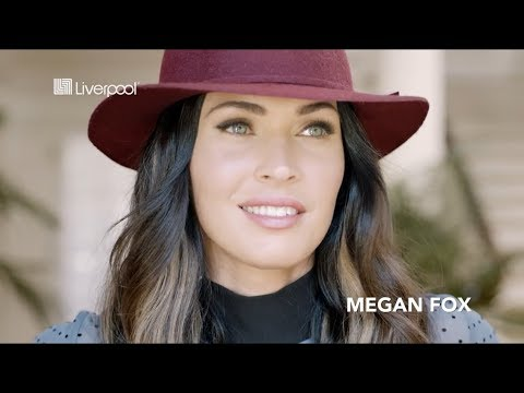 Special Guest Megan Fox | Fashion Fest Liverpool Commercial Autumn/Winter2017