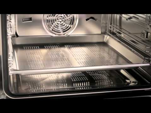 Wolf Countertop Convection Oven Reviews : Cooking with the Wolf Convection Steam Oven - YouTube