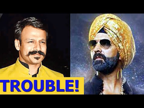 Vivek Oberoi creates TROUBLE for Akshay Kumar | Singh is Bling | 9XE The Show