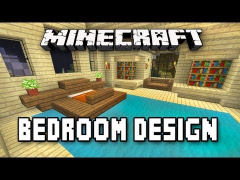 Good bed designs minecraft home decoration live for Bed decoration minecraft