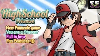 Have Girl Friends or YOU are a Student - Pokemon Highschool by kanda │Pokemoner.com