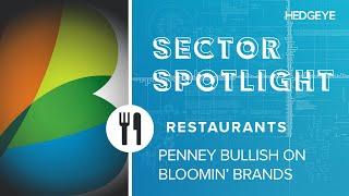 Hedgeye's Penney Bullish on Bloomin' Brands | $BLMN
