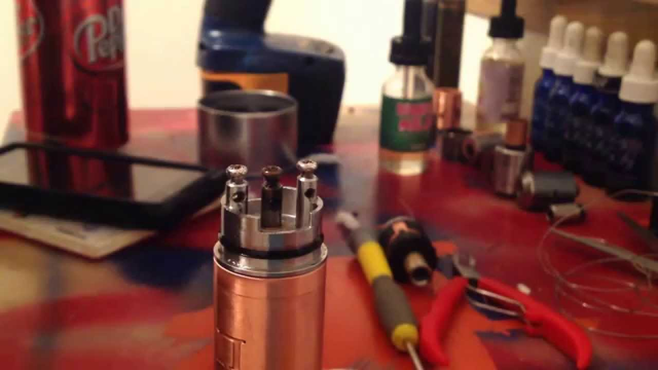 Boy Rda Review And Build