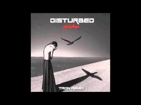 Disturbed - Stricken (Tron Remix)
