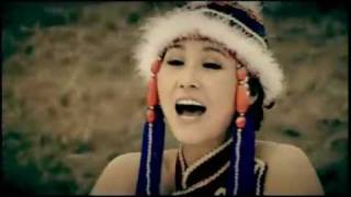 乌兰托娅 套马杆(高清) A beautiful Chinese song!