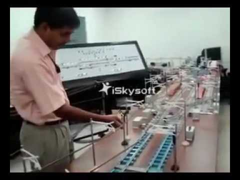 Indian railway signaling system  & circuit systems