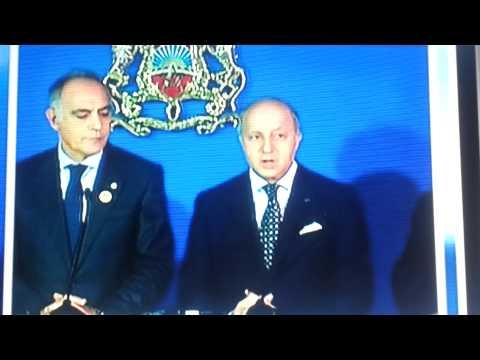 Le Ministre des A.E du Royaume du Maroc humilié à Roissy