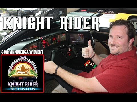 30th Anniv. Knight Rider Reunion - Beyond The Marquee: The Web Series (eps.31) video