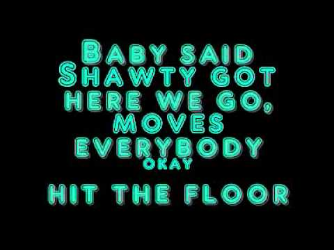 Get Cool - Shawty Got Moves With Lyrics video