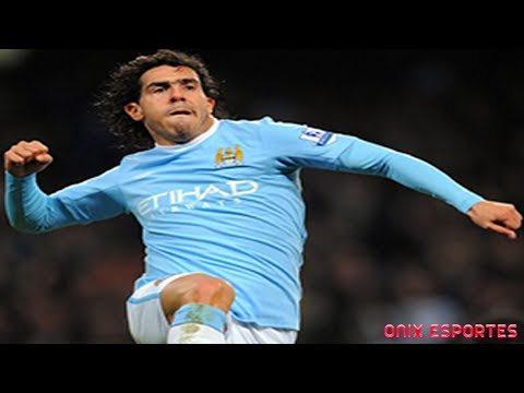 Carlos Tevez Faz Golao Pelo Manchester City