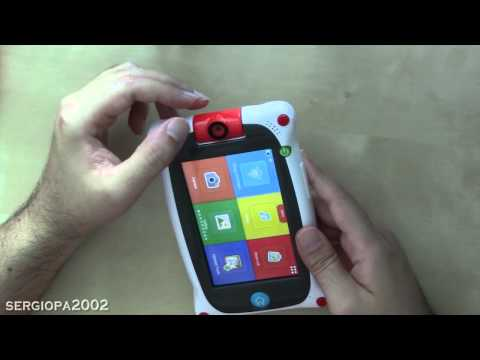 Quick Review of the Nabi Jr. Android Kids Tablet