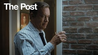 The Post | Meryl Streep Talks About Tom Hanks | 20th Century FOX