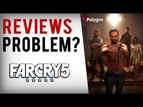 Polygon's Angry Far Cry 5 NOT PoIiticaI & About Trump America (Ridiculous Bad Reviews)