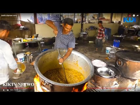 Methichaman Curry Restaurant style | KikTV Recipes
