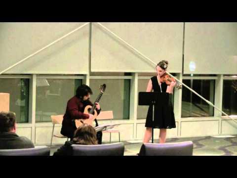 Tempo del Fuoco performs - Maximo Diego Pujol: Suite Buenos Aires: Pompeya