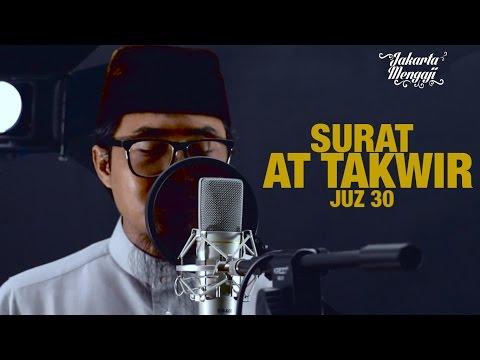 Murottal Bacaan Quran: Surat At Takwir (Juz 30) - Ustadz Ali Subana