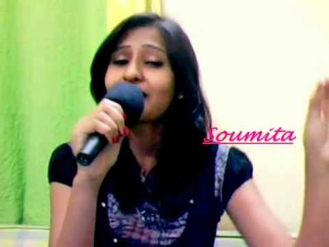 Cute Girl Singing Tum Chain Ho Karar Ho [live] By Soumita Saha milenge Milenge video