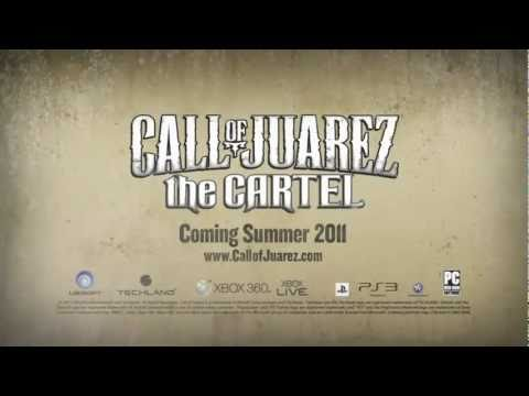 Call of Juarez The Cartel Trailer