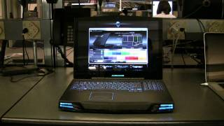 Alienware M17x Video Review