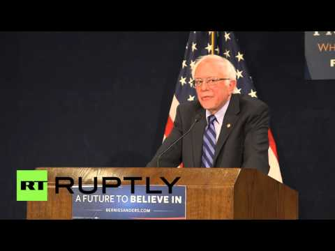"""USA: Philadelphia convention will be """"contested contest"""" - Sanders"""