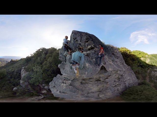 GoPro: Land, Air and Sea - A Virtual Reality Experience