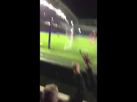 Bobby Zamora Goal V Bristol City