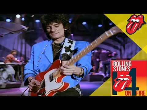 The Rolling Stones - Rock and a Hard Place (Live) - Official 1991