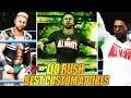 WWE 2K19 BEST LIO RUSH CUSTOM/UPDATED ATTIRES - COMMUNITY CREATIONS SHOWCASE