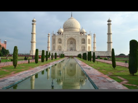 Traveling India: Taj Mahal