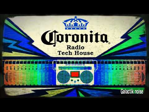 CORONITA RADIO TECH HOUSE VOL.2 //GALACTIK NOISE//DJ SET AGRADECIMIENTO SUSCRIPTORES