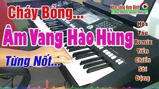 LK Remix Sôi Động Nhất 2019 ( Phần 1 )  Âm Vang Tiền Chiến Khí Thế Cha Anh - Nhạc Sống Nam Định