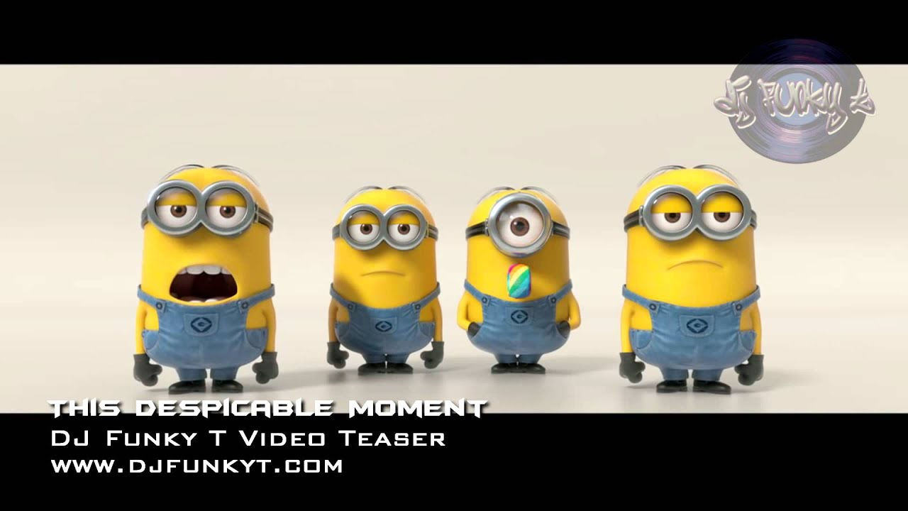 ... Me 2 - Feel This Banana Moment (The Minions Remix) - YouTube