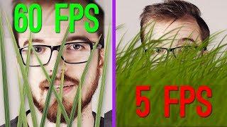 Czemu gęsta trawa zabija płynność gier?