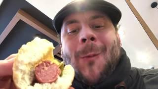 Burger King Grilled Dog Chili cheese mampfen und bewerten