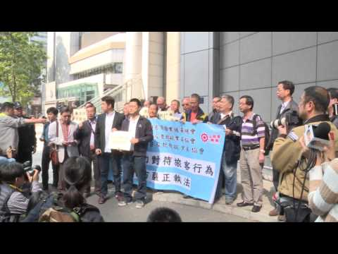 HK retailers urging actions against violence in anti-parallel trade protests