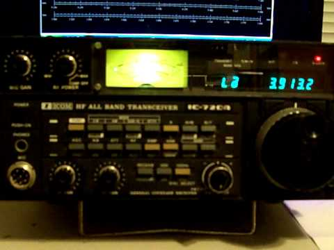 Using Ham Radio Deluxe with an Icom 720A