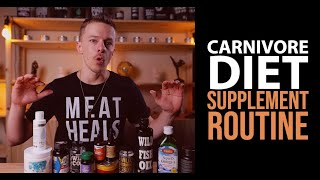 Carnivore Diet Supplements: What I take, Why, and Are They Right For you?