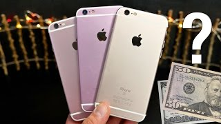 $150 iPhone 6S Clone! How Bad Could It Be?