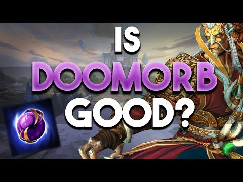 SMITE: I UNDERERSTIMATED Doom Orb! - Season 5 Doom Orb Changes