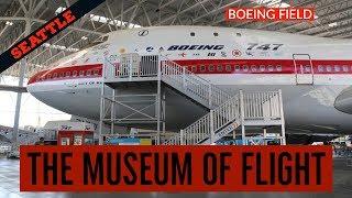 The museum of flight - Seattle - IMPERDIBLE