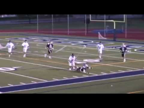 Foster Huggins Lacrosse Highlights Junior Year (Loyola commit)