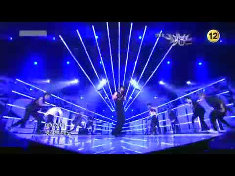 Super Junior- Bonomana Live At Music Bank 05.14.10