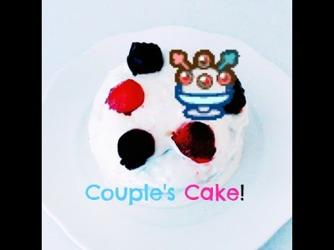 Couple's Cake - A Paper Mario Dessert!