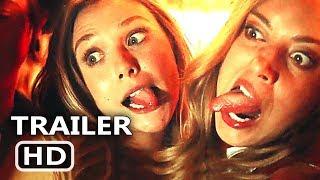 INGRID GOES WEST Official Trailer # 2 (2017) Aubrey Plaza, Elizabeth Olsen Comedy Movie HD