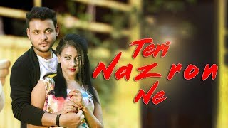Teri Nazron Ne Kuch Aisa Jadoo Kiya | Romantic Love Story | New Hindi Song 2018 | HeartQueen