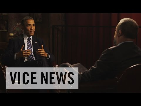 President Obama On Marijuana Legalization And Criminalization: The VICE News Interview