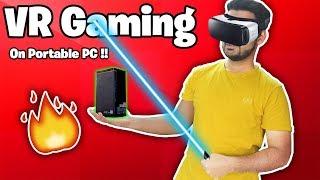 I Tried V.R Games on Gigabyte Brix VR !! [Ft.Aorus]