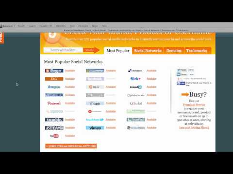Knowem review   ** Get Massive Social Signals for all your videos and posts **